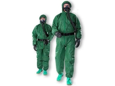 Microchem 4000 chemical suits have been tested to CE Type 3 (pressure spray) and Type 4 (saturation spray)