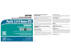 Special for May - 2,4-D Amine 625 Herbicide from Pacific Agriscience