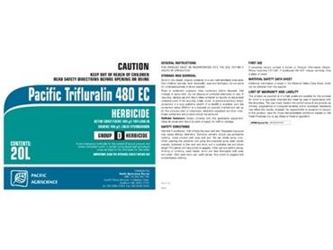 Affordable Trifluralin 480 EC Herbicide controls annual grasses