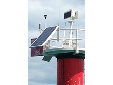 Pacific Data Systems marine weather station