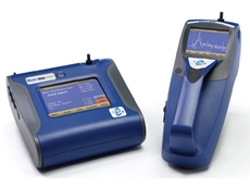DustTrak 8533 aerosol monitors are easy to program and operate