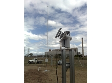 Pacific Data Systems designed a solar tracking and weather station for Collinsville Solar