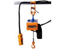 Lightweight Electric Chain Hoists