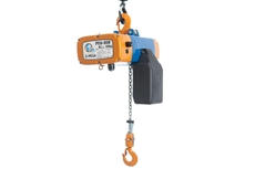 Electric Chain Hoists with Completely Enclosed Design to Withstand Harsh Conditions from Pacific Hoists