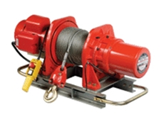 Electric winches are available in a numerous ranges and dimensions