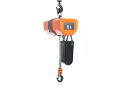 Hitachi Electric Chain Hoists from Pacific Hoists