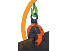 IP range of Lifting Clamps from Pacific Hoists