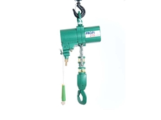 JDN's PROFI Series air hoist