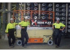 An expert team at Pacific Hoseflex carry out hose assembly installation services