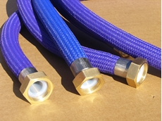 PTFE polypropylene braided hoses now available from Pacific Hoseflex