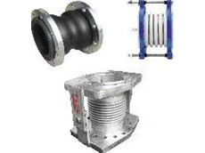 Range of expansion joints from Pacific Hoseflex