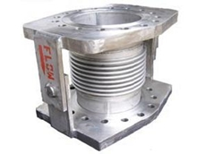 Single hinged expansion joints (HEJ) available from Pacific Hoseflex