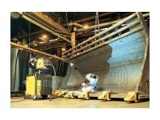 Easily transported MIG/MAG welder