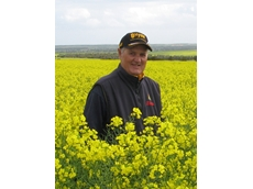 Mr Thompson reported a yield of 3t/ha for the wheat crop