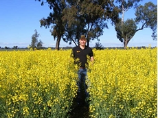 Pacific Seeds' Justin Kudnig says hybrid canola, particularly TT and RR, is building a strong reputation in WA