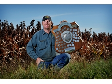 Joe Fleming, from Willow Tree, won the Premer Shield with a crop of MR-Scorpio sorghum.