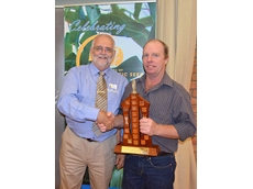 Pursehouse and Bell Family take top honours at Pacific Seeds Agents and Industry Awards