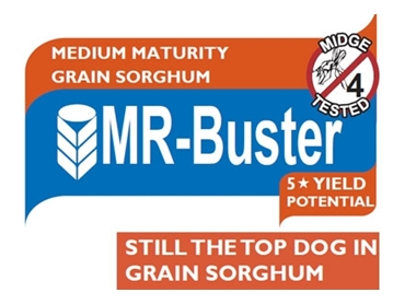 High yield potential with Midge Tested MR-Buster
