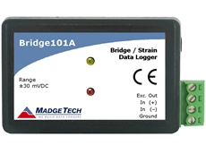 Bridge strain data loggers make transportation safer