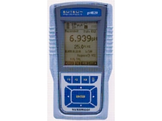CyberScan 600 series of hand held liquid test meters
