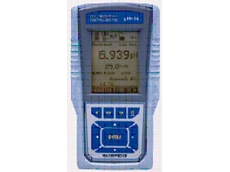 EcoScan pH610 hand held pH meters