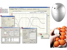 EggTemp data loggers thermally respond to an environment in the same way a real egg does, ensuring accurate and reliable temperature measurement