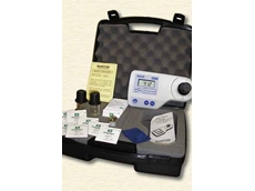 Free & Total Chlorine and pH photometer
