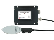 Leaf Wetness Sensor Data Logger