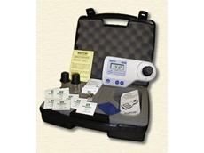 Ammonia low range colorimeter