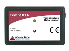 Temp101A temperature data logger