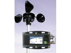 Wind Speed Sensors and Data Logging Systems