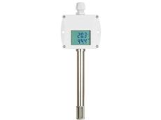 Transmitter measured valve