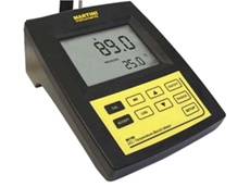 Mi190 dissolved oxygen meter test for disolved oxygen in water