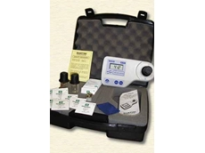 Milwaukee Meters Mi412 phosphates low range photometer