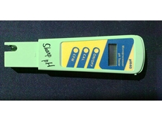 Milwaukee's Sharp pH40 Economy pH Tester
