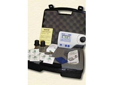 Model Mi413 chlorine and chloride photometer