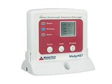 MadgeTech RFTCTemp2000A two-way wireless temperature data logger
