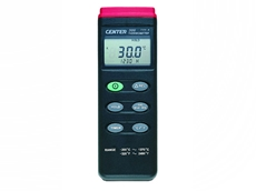 PST-C301 handheld 2-channel thermometer