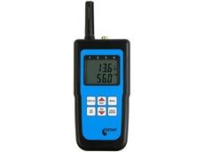 The PST-D3631 thermometer/hygrometer data logger