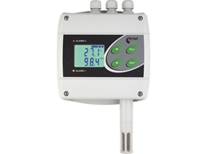 PST-H3020 temperature+ humidity transmitter Humidistat