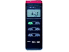 Pacific Sensor Technologies introduces PST-C301, Hand held 2-channel digital thermometer