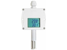 T3110 Programmable temperature and humidity transmitters