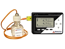 Vaccine temperature monitoring system data loggers now available from Pacific Sensor Technologies