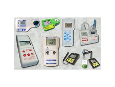 ORP meters, Bench meters, Pocket Testers
