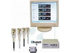 Magic XBC-E laboratory configuration with wireless communication