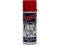 Inox Mx3 Lubricant is available from the plastic suppliers - Pacific West Corporation