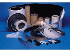 Adhesive backed UHMWPE tapes can be applied in minutes rather than hours