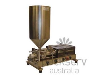 AV-3 Single Head Volumetric Liquid, Cream, Paste & Other Wet-State Filler