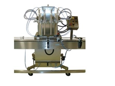 Asset Packaging Four Head Automatic Filling Machine