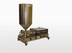 Asset packaging AV3 volumetric filling machine